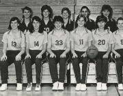 1972 Basketball Team