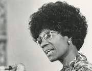 U.S. Representative Shirley Chisholm